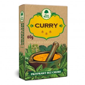 Dary Natury, CURRY, 60 g.
